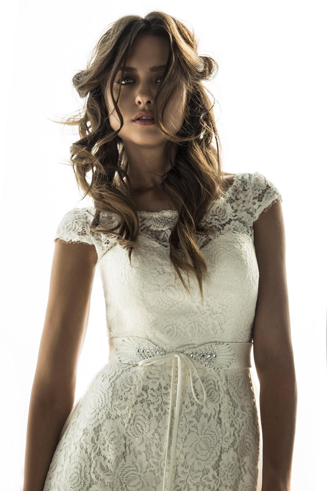 Vestido novia Penhalta Modelo Gerona