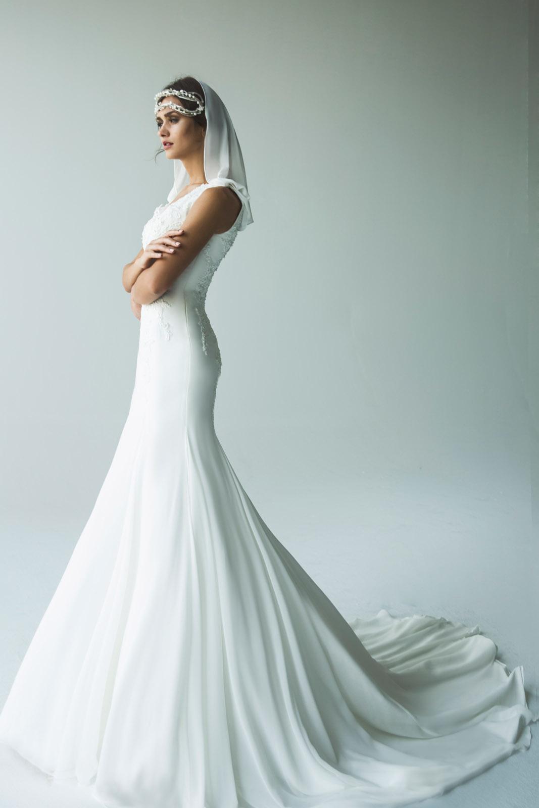 Vestido novia Penhalta Modelo Granada - penhalta