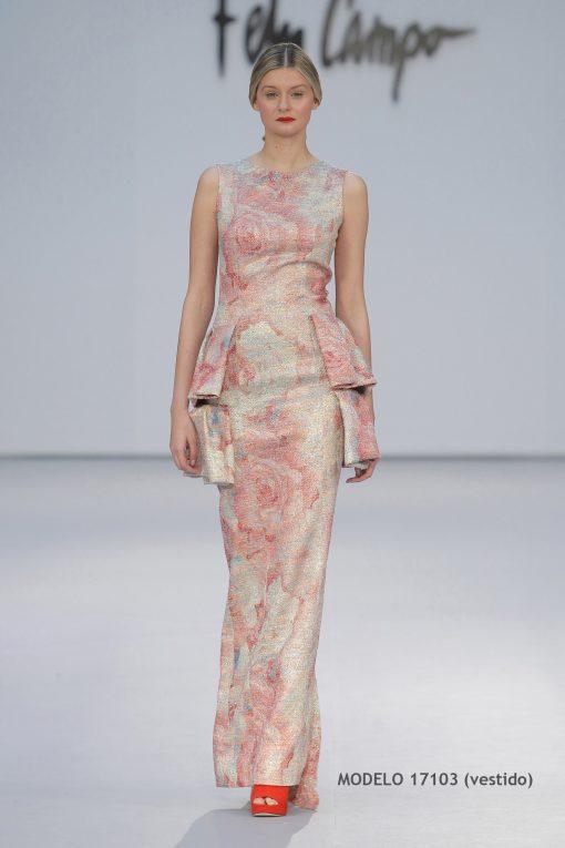 Vestido de novia 17103-a