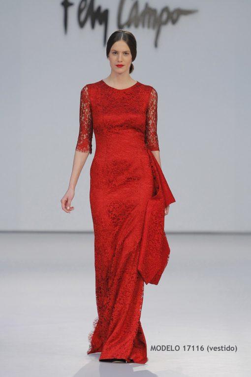 Vestido de novia 17116-a