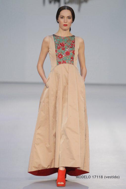 Vestido de novia 17118-a