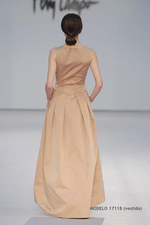 Vestido de novia 17118-b