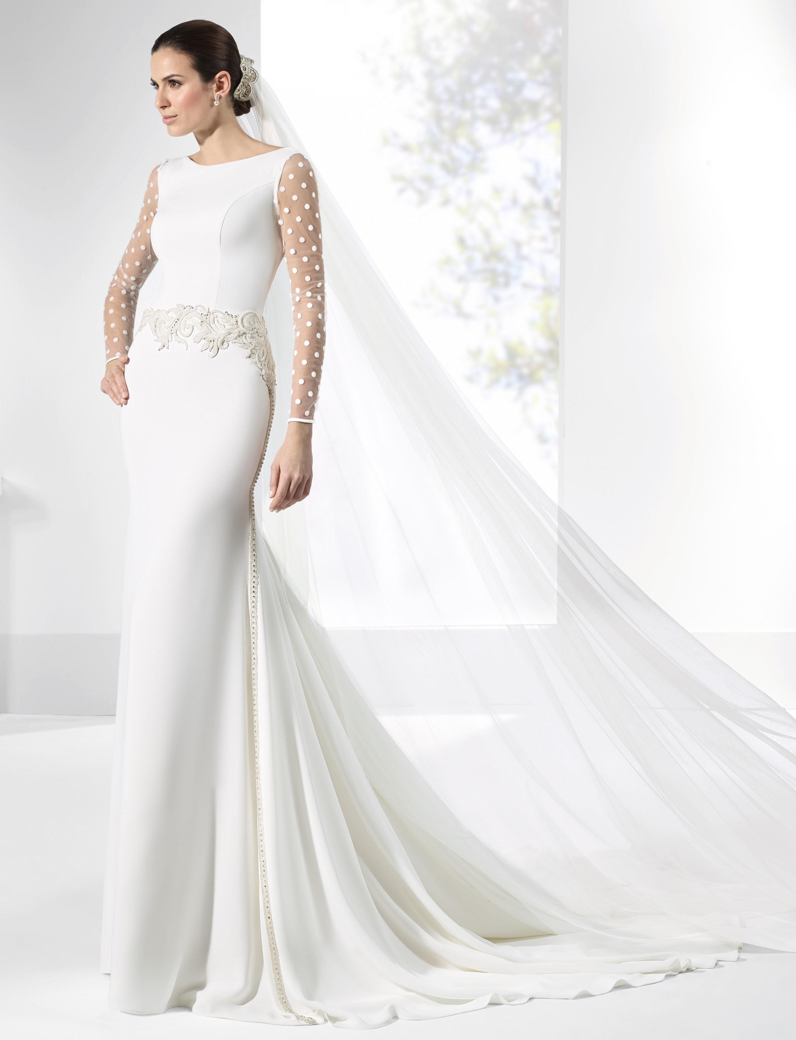 Vestido de novia MN901 A
