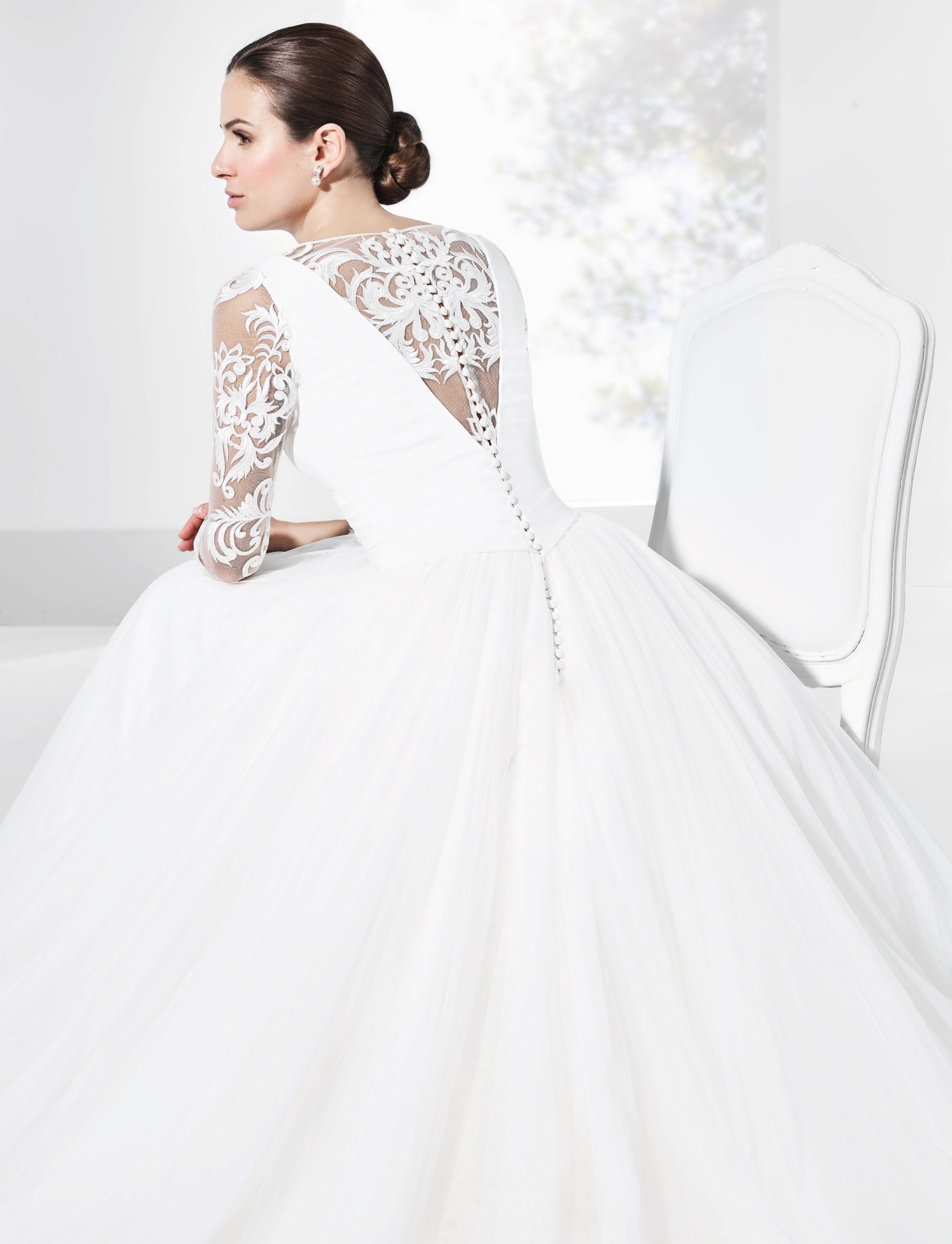 Vestido de novia MN904 A