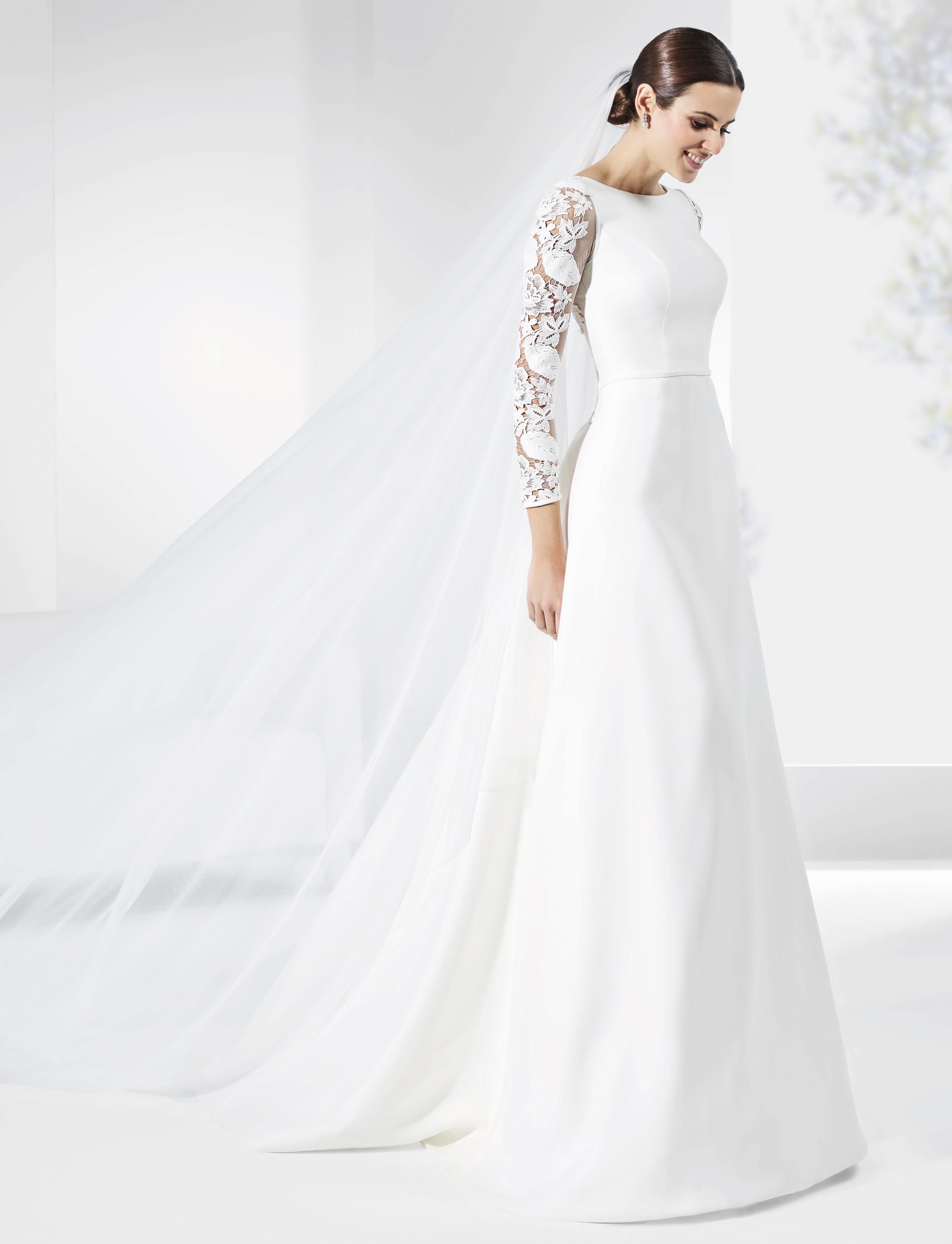 Vestido de novia MN905 A