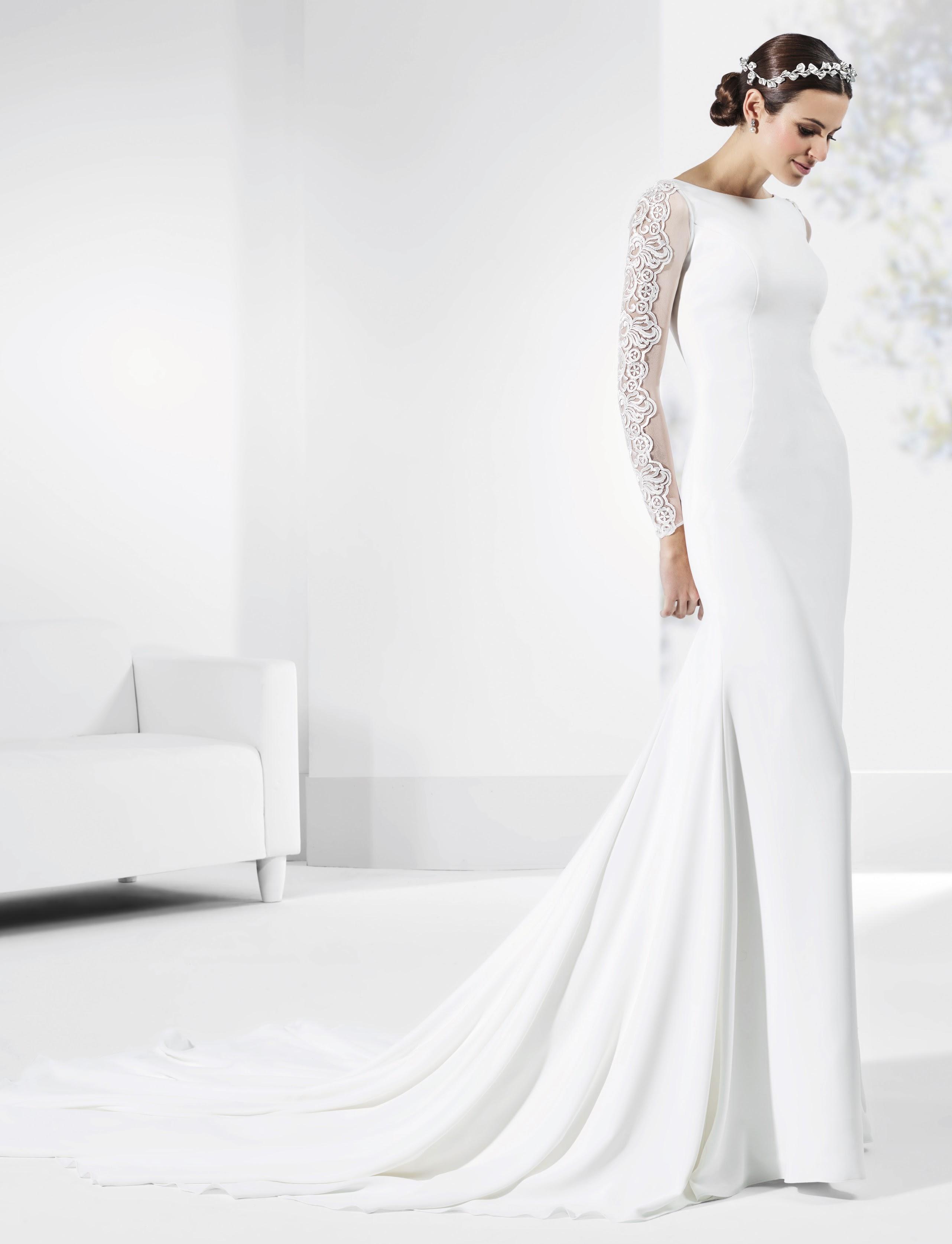 Vestido de novia MN906 A