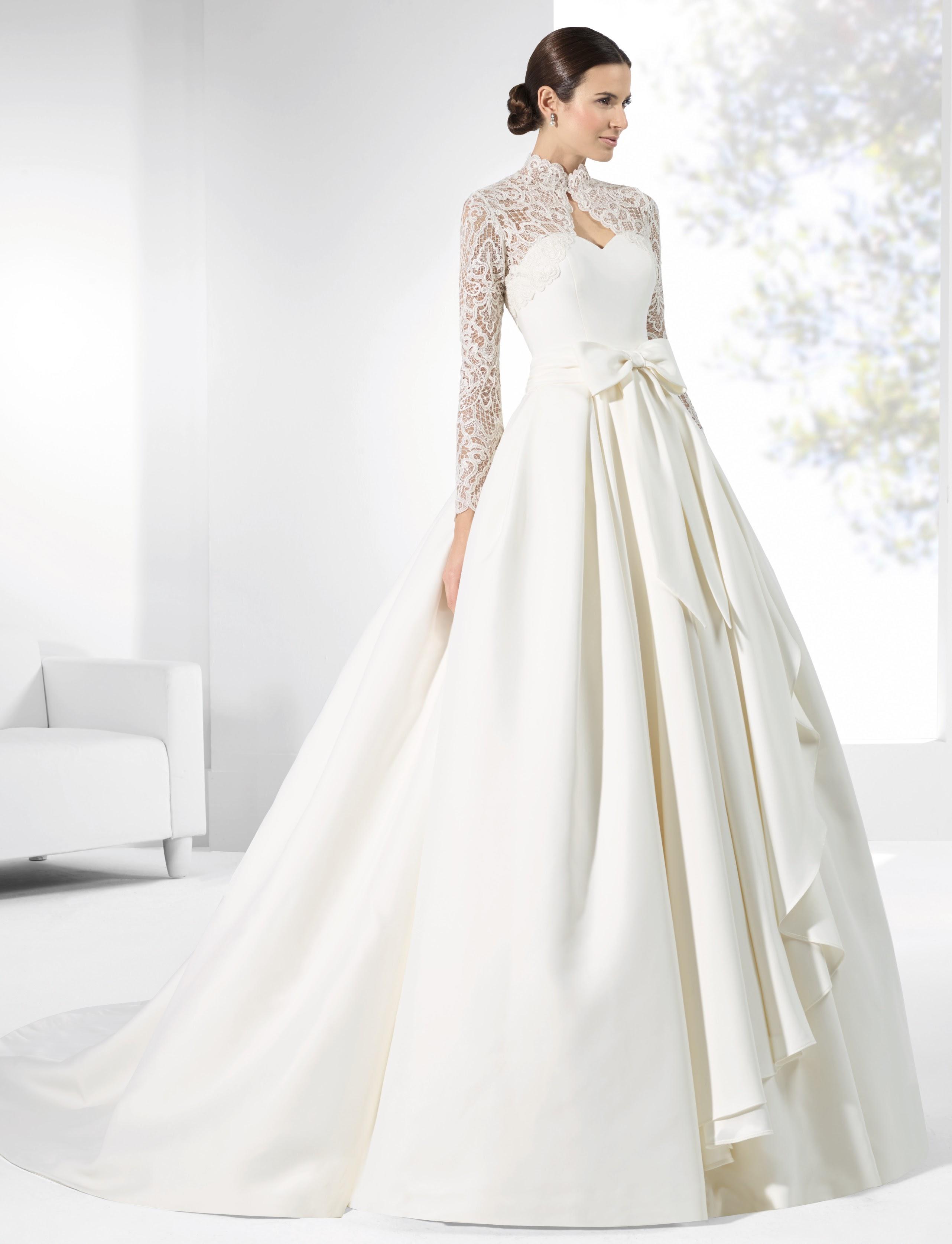 Vestido de novia MN908 A