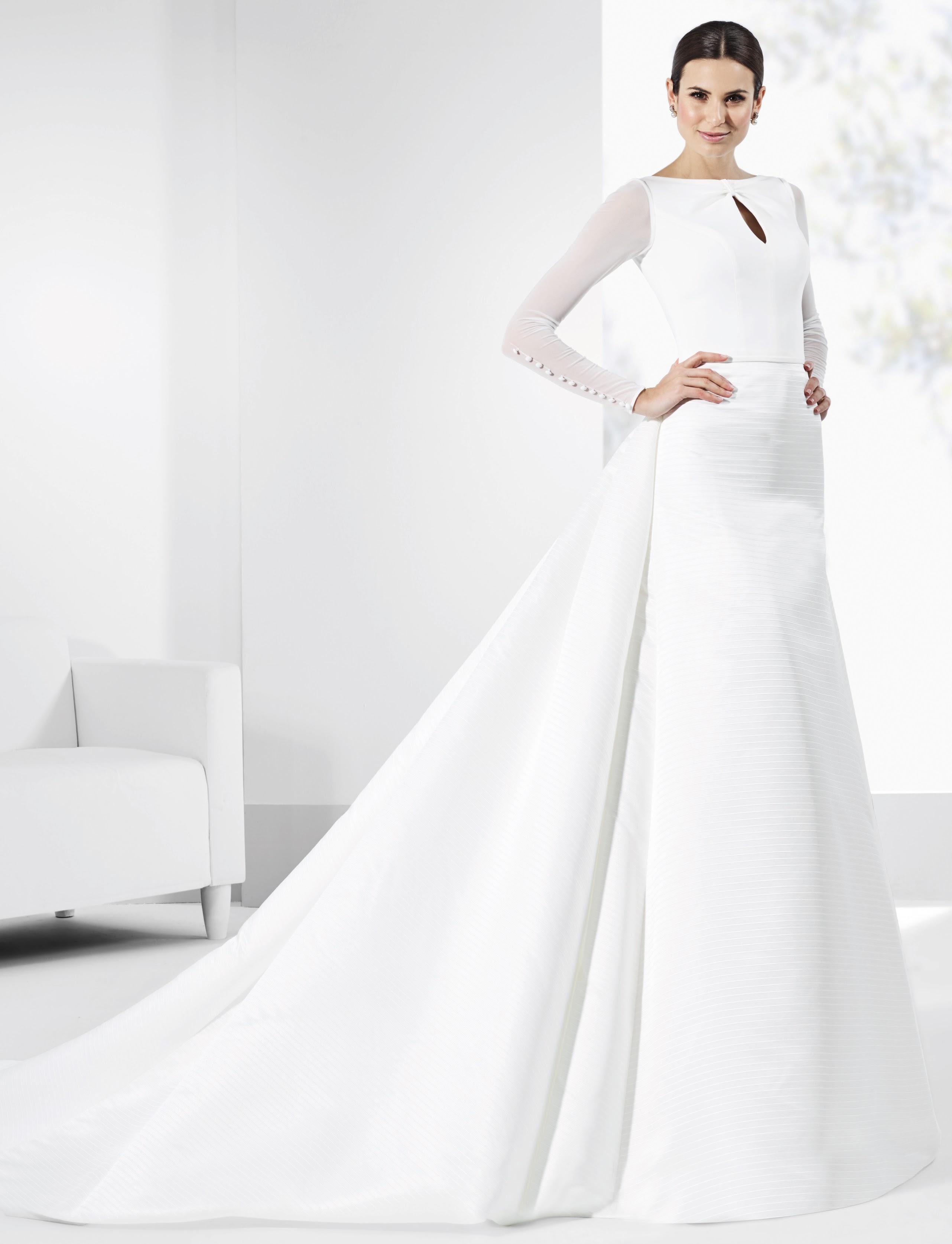 Vestido de novia MN912 A