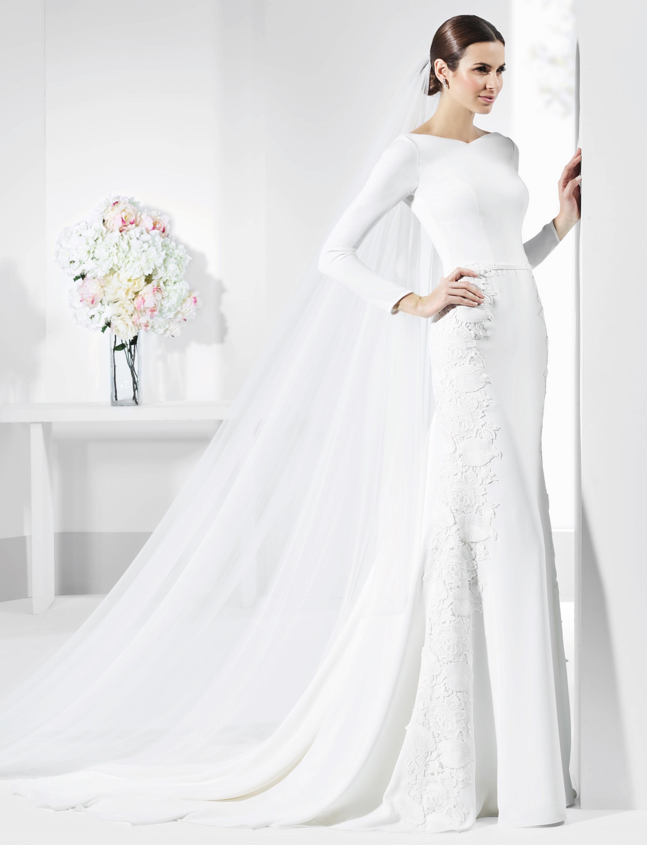 Vestido de novia MN918 A