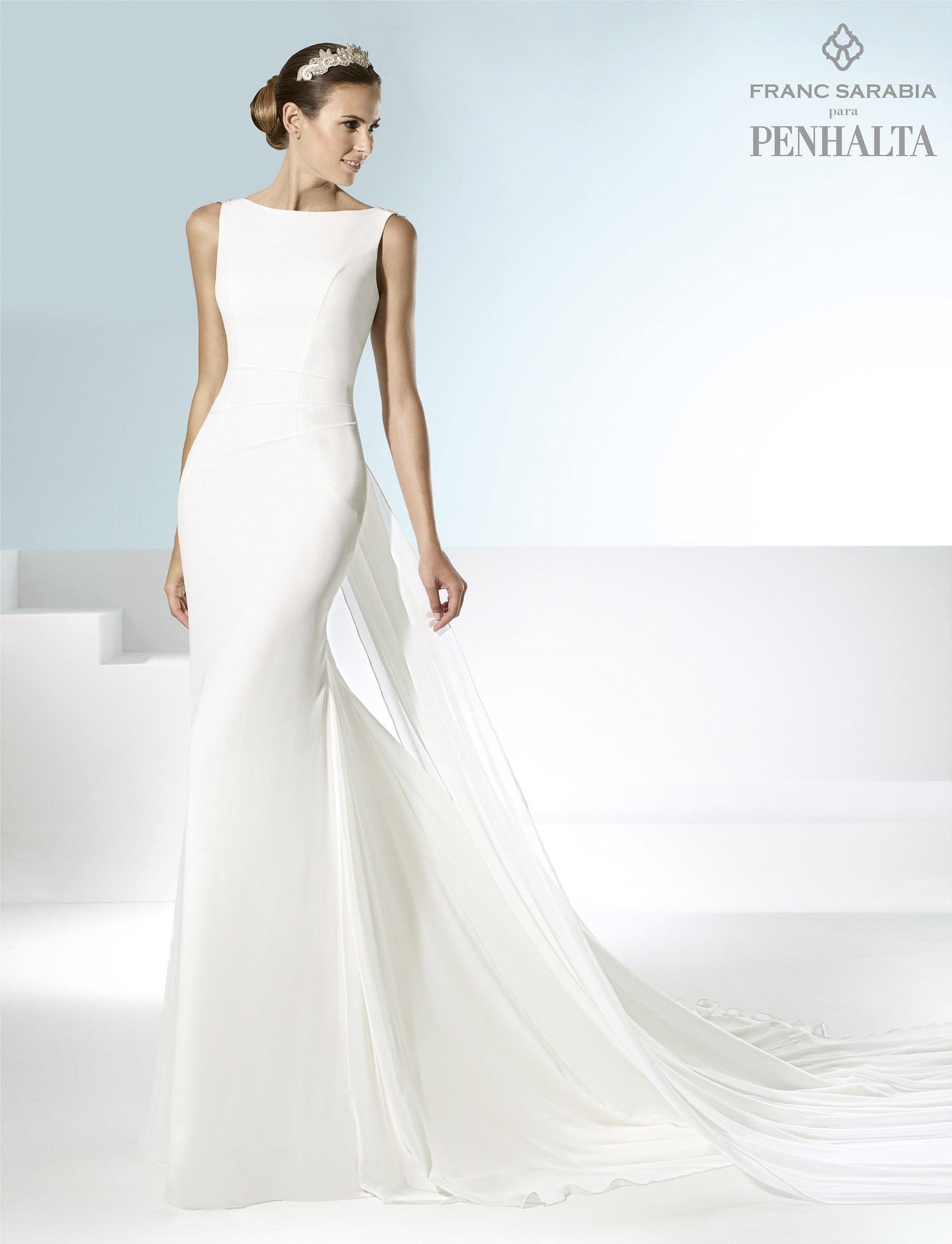 Vestido de novia SAINETE1
