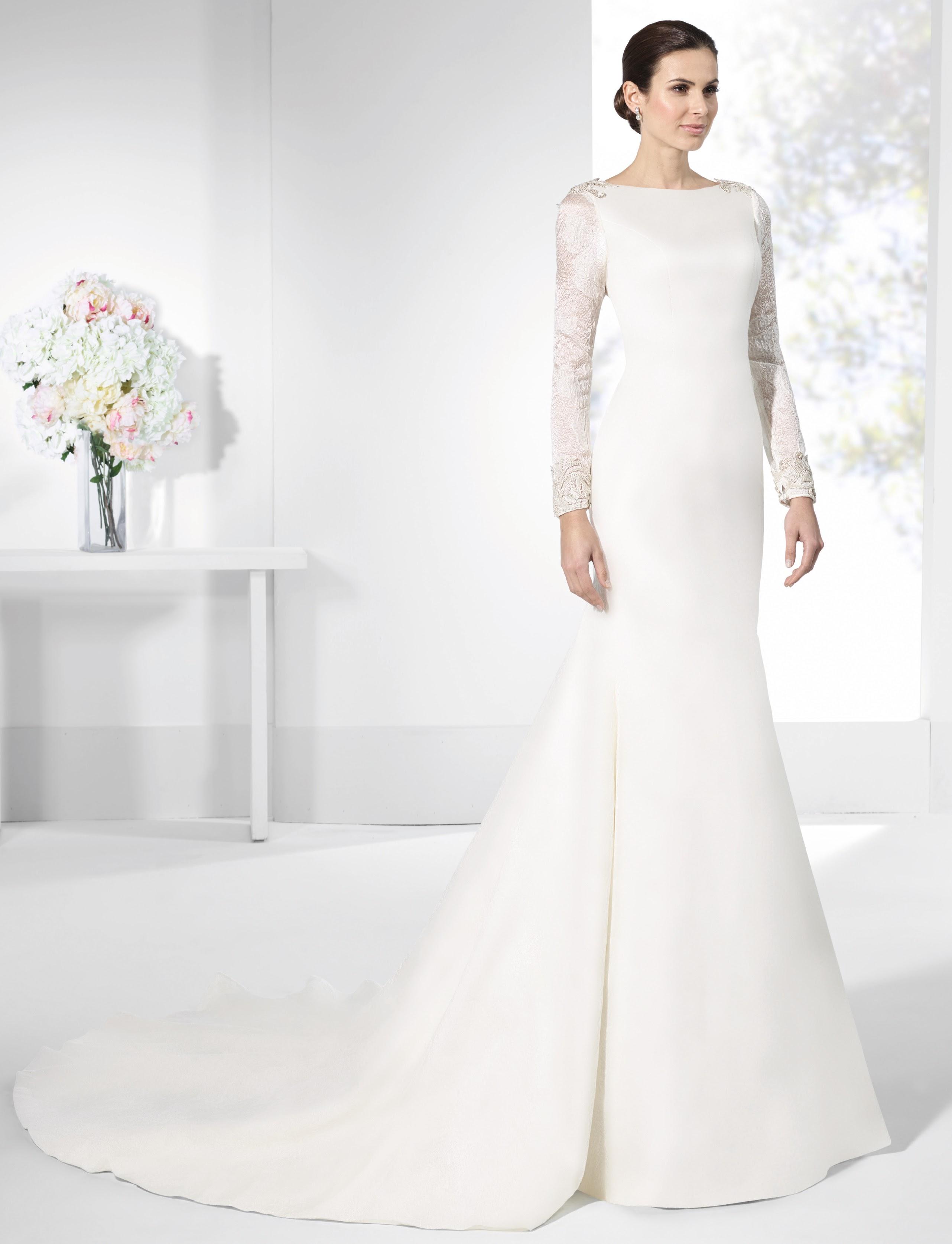 Vestido de novia VALEROSOB A