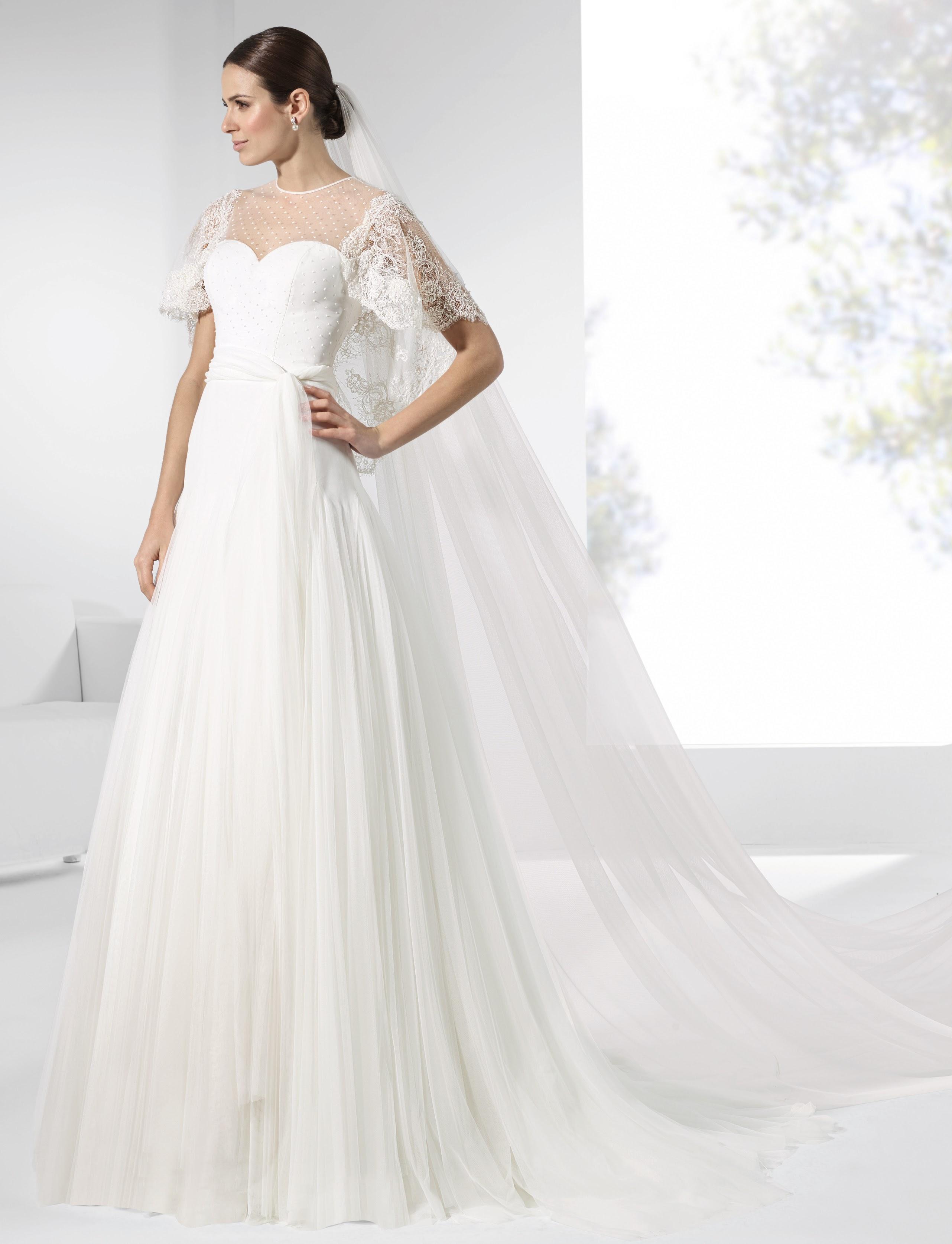 Vestido de novia VARAL A