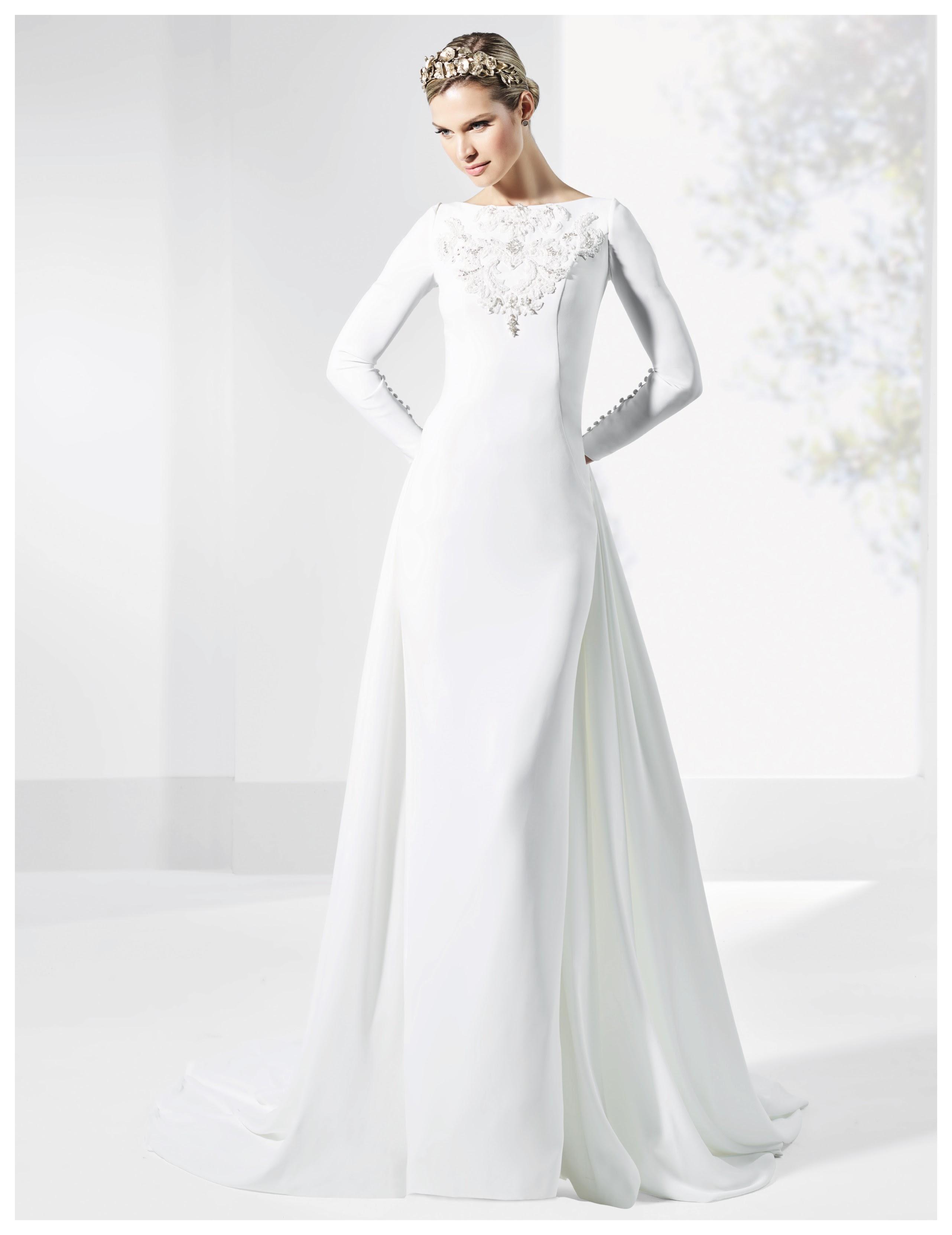 Vestido de novia VELERO A
