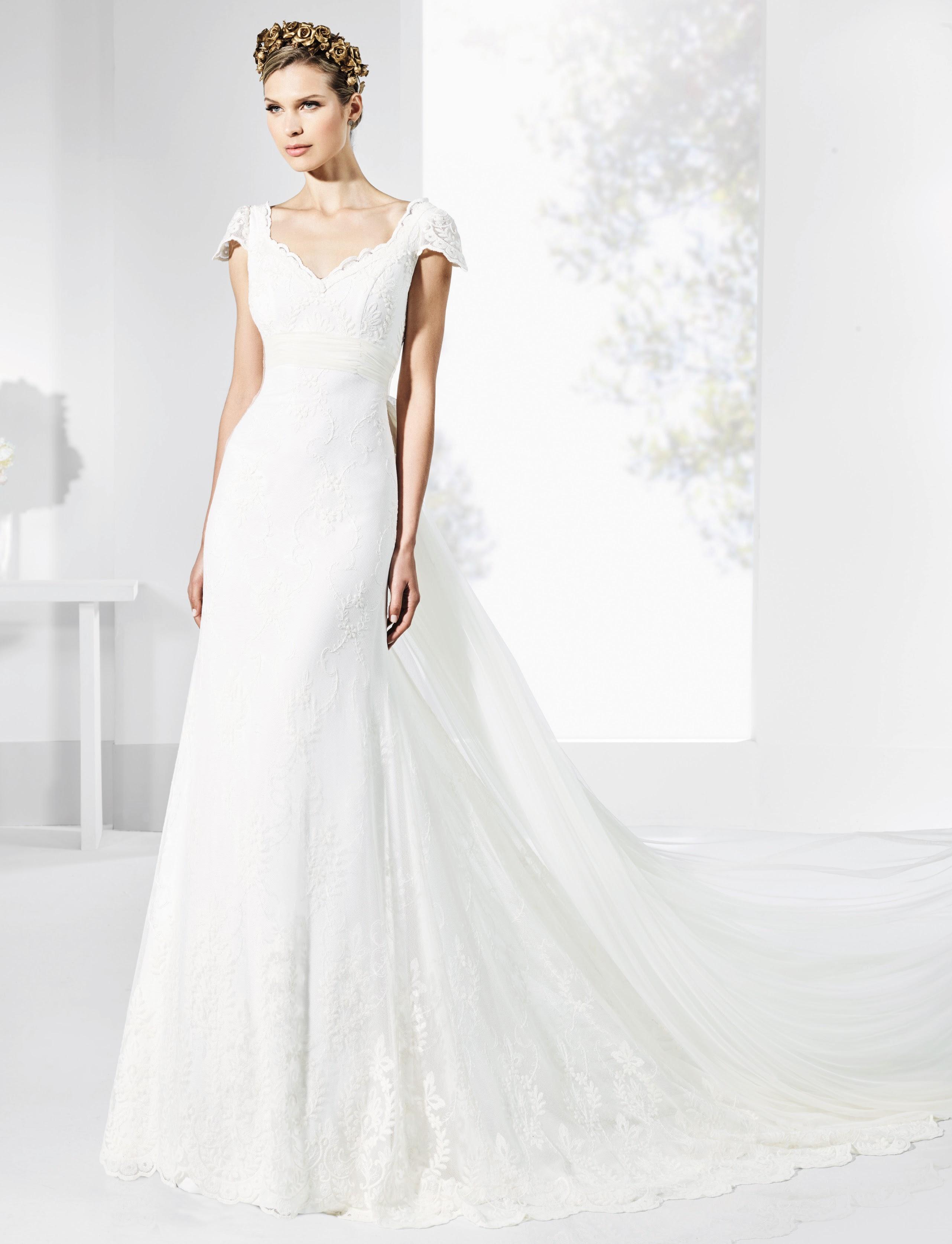 Vestido de novia VENIA A