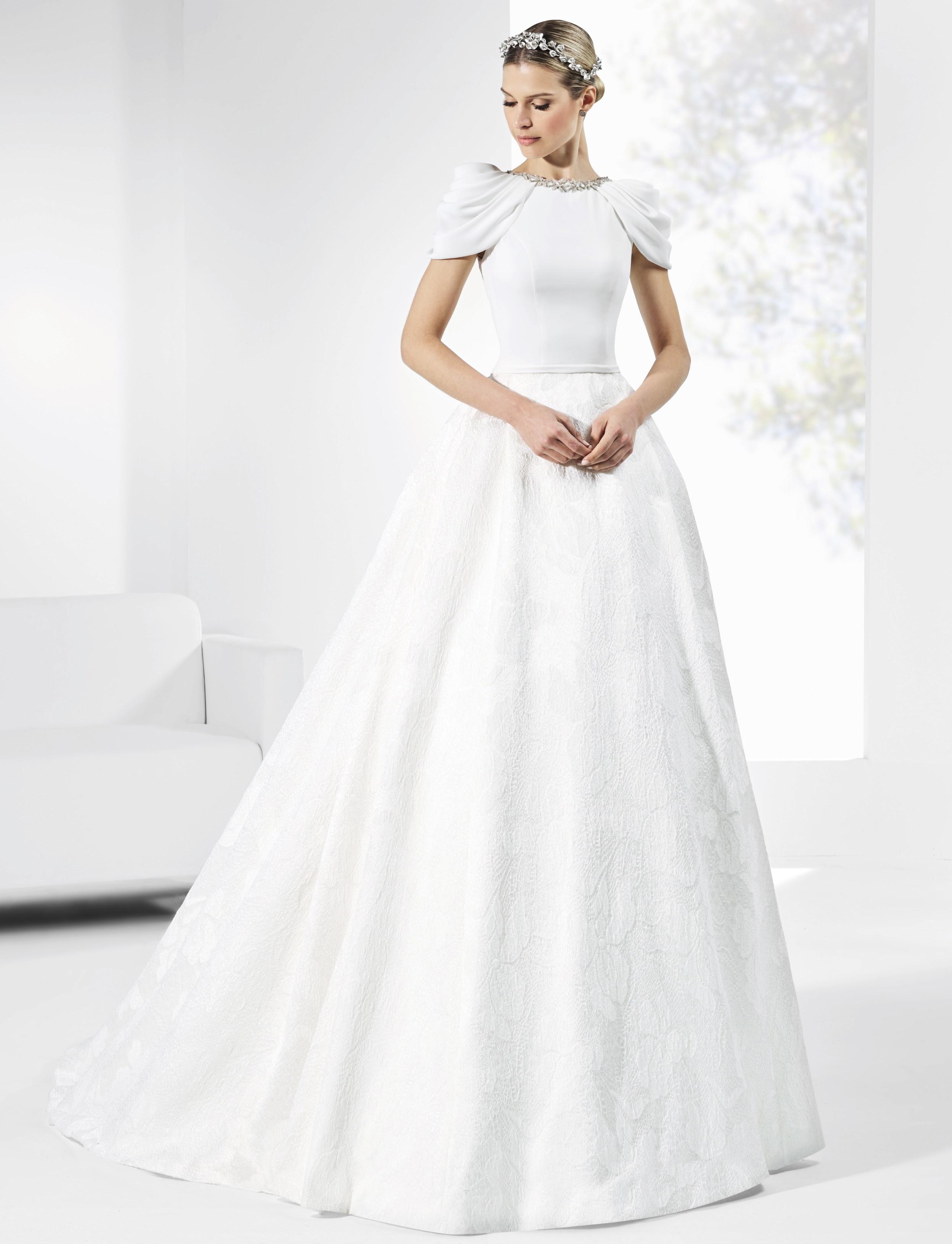 Vestido de novia VESTAL A