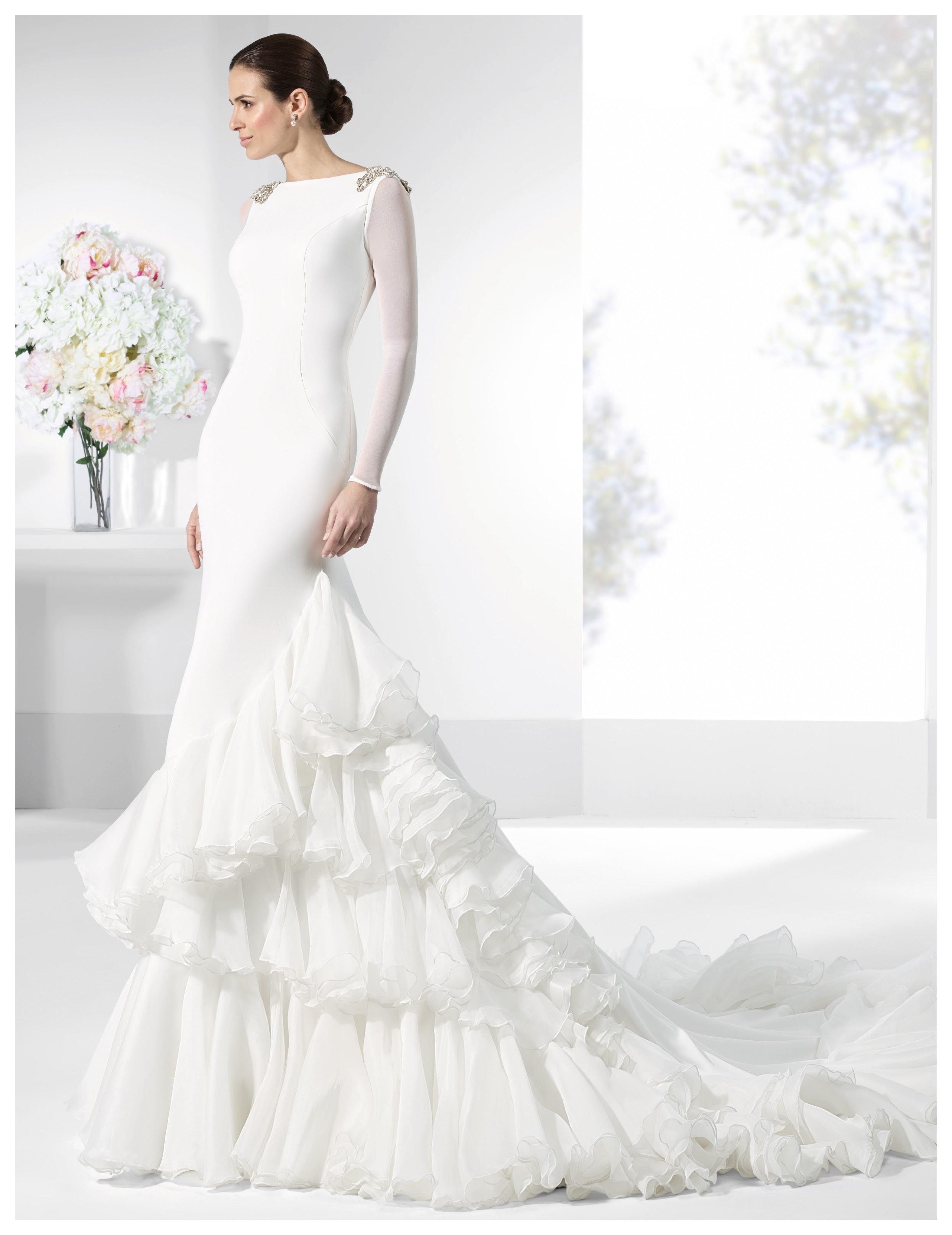 Vestido de novia VESTE A