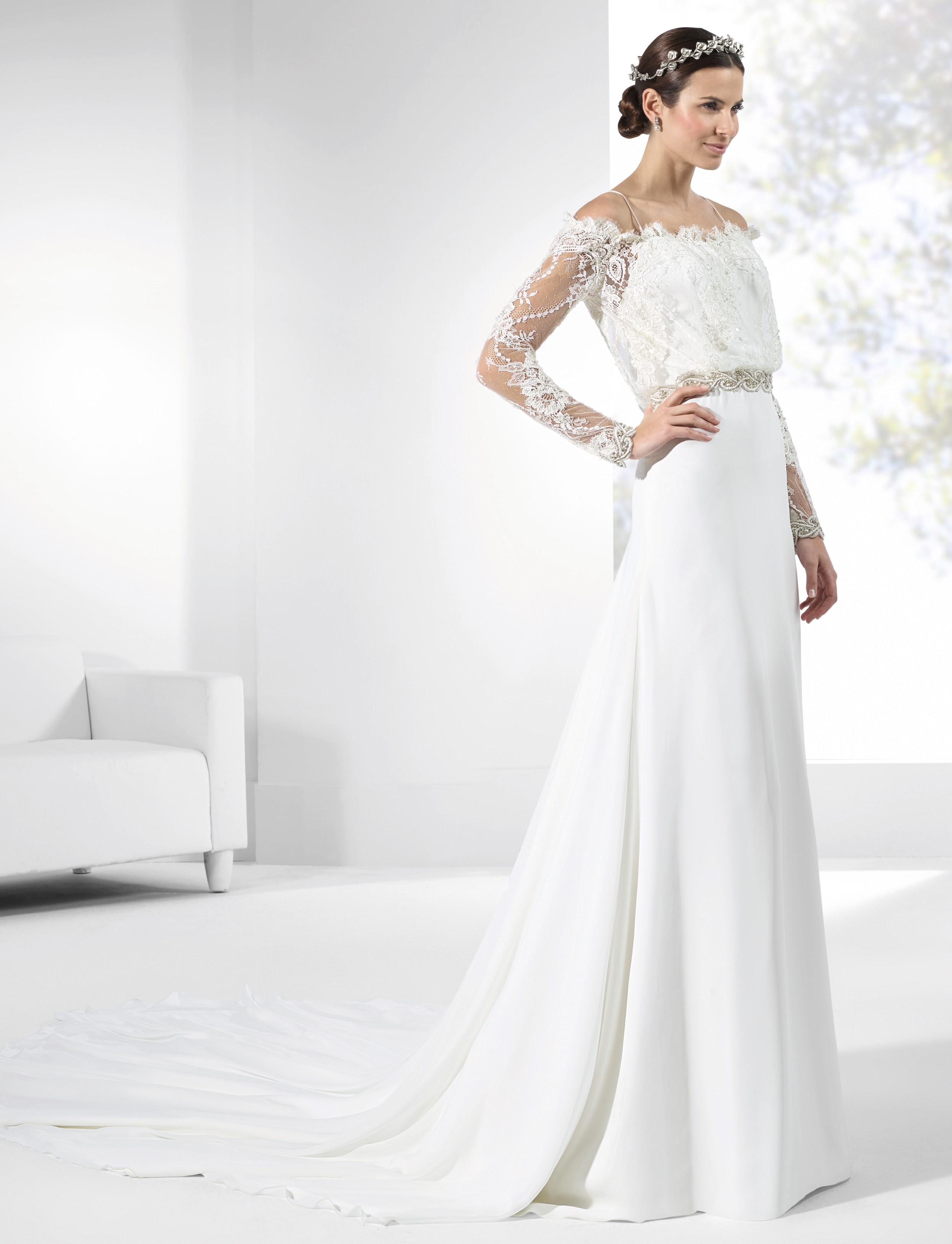 Vestido de novia VOCAL A