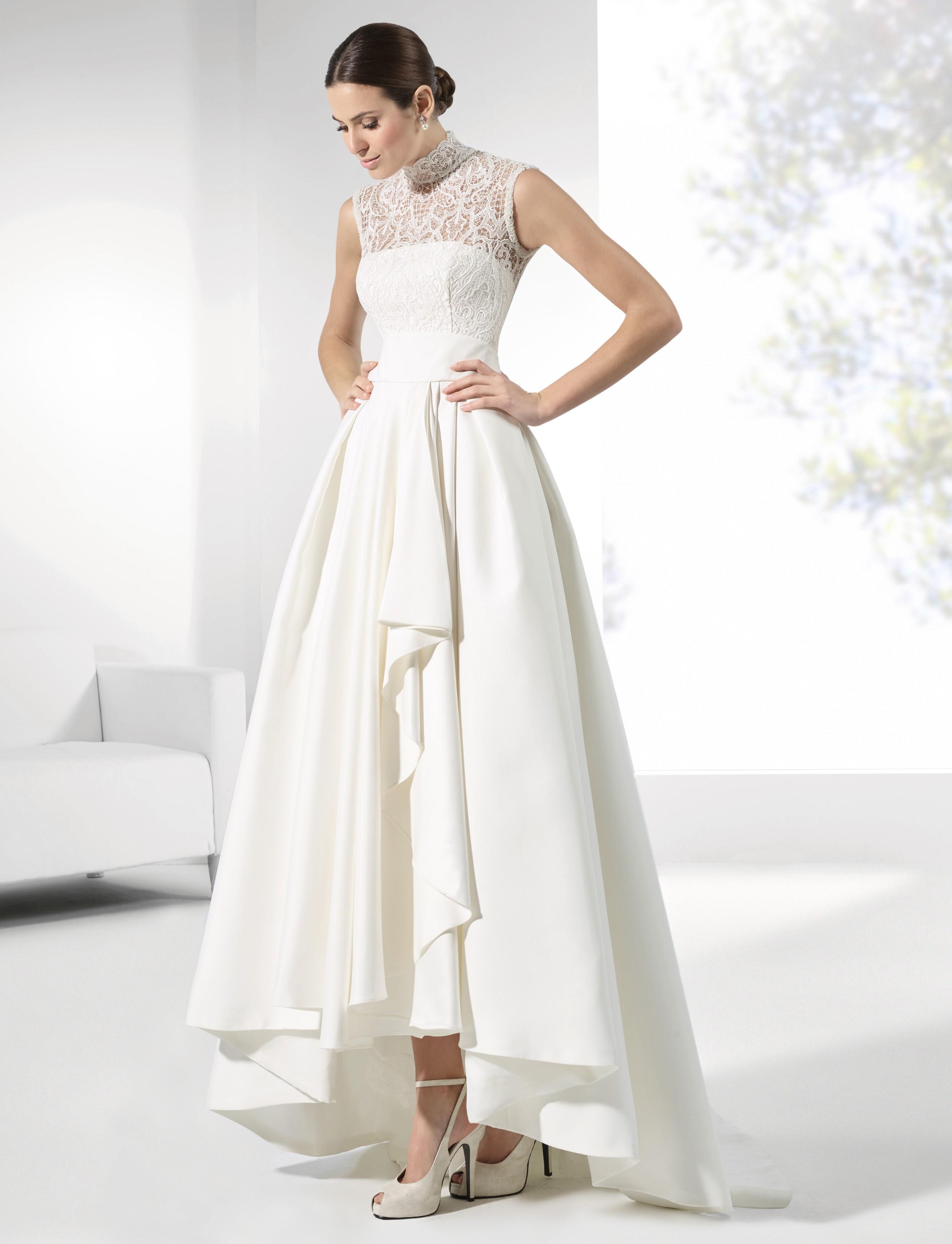 Vestido de novia VOLUNTAD A