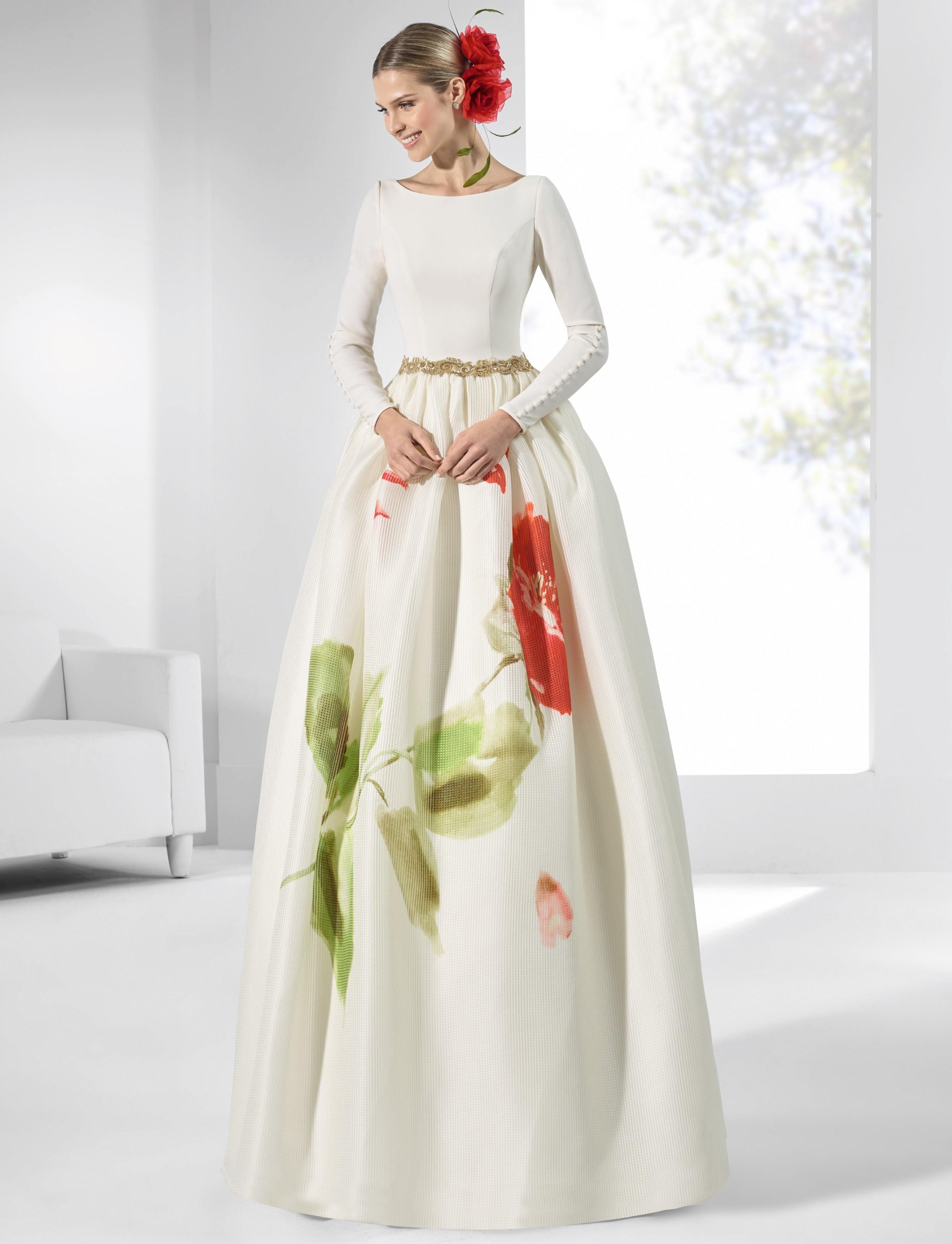 Vestido de novia VUELO A