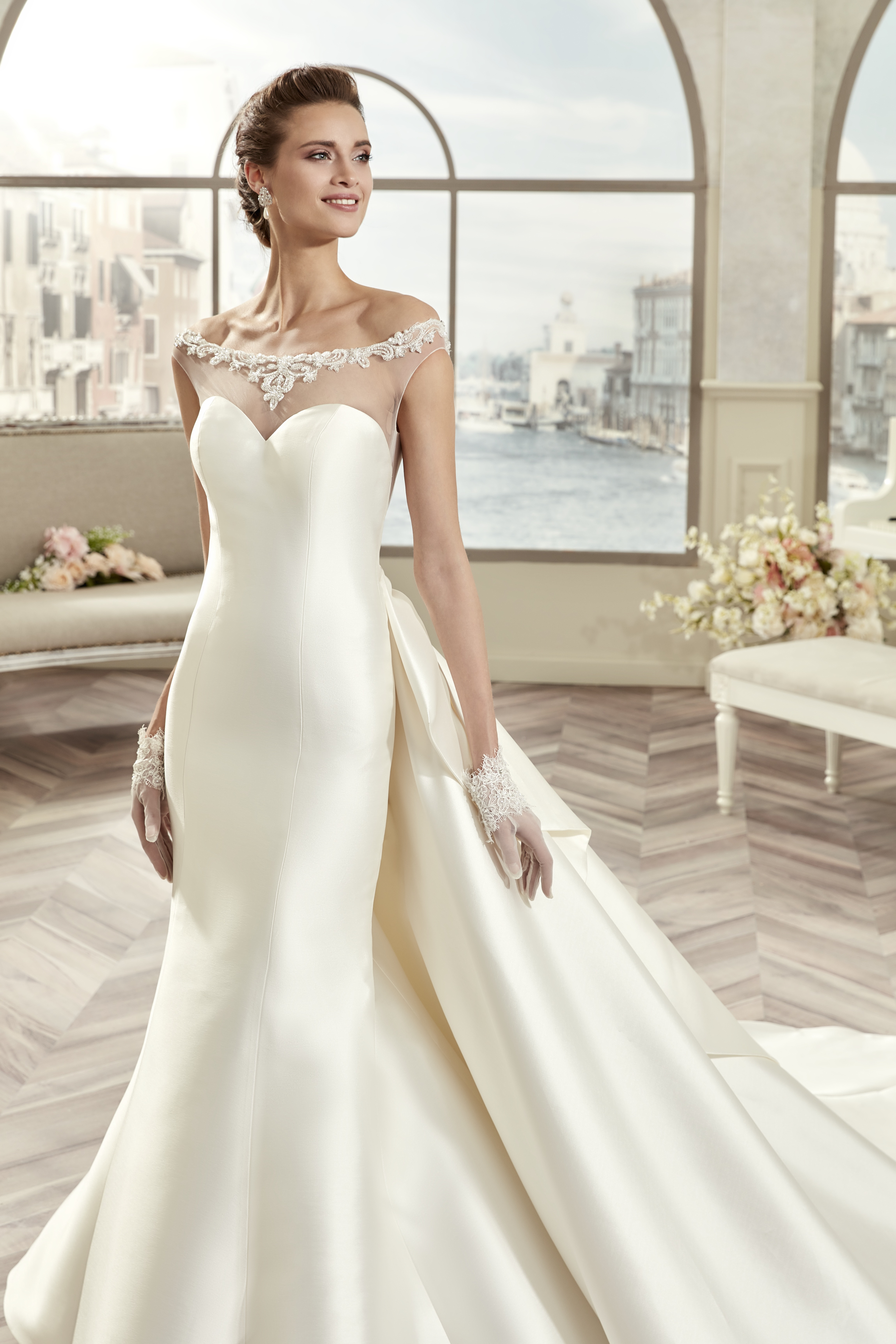 Vestido de Novia COAB17226 B