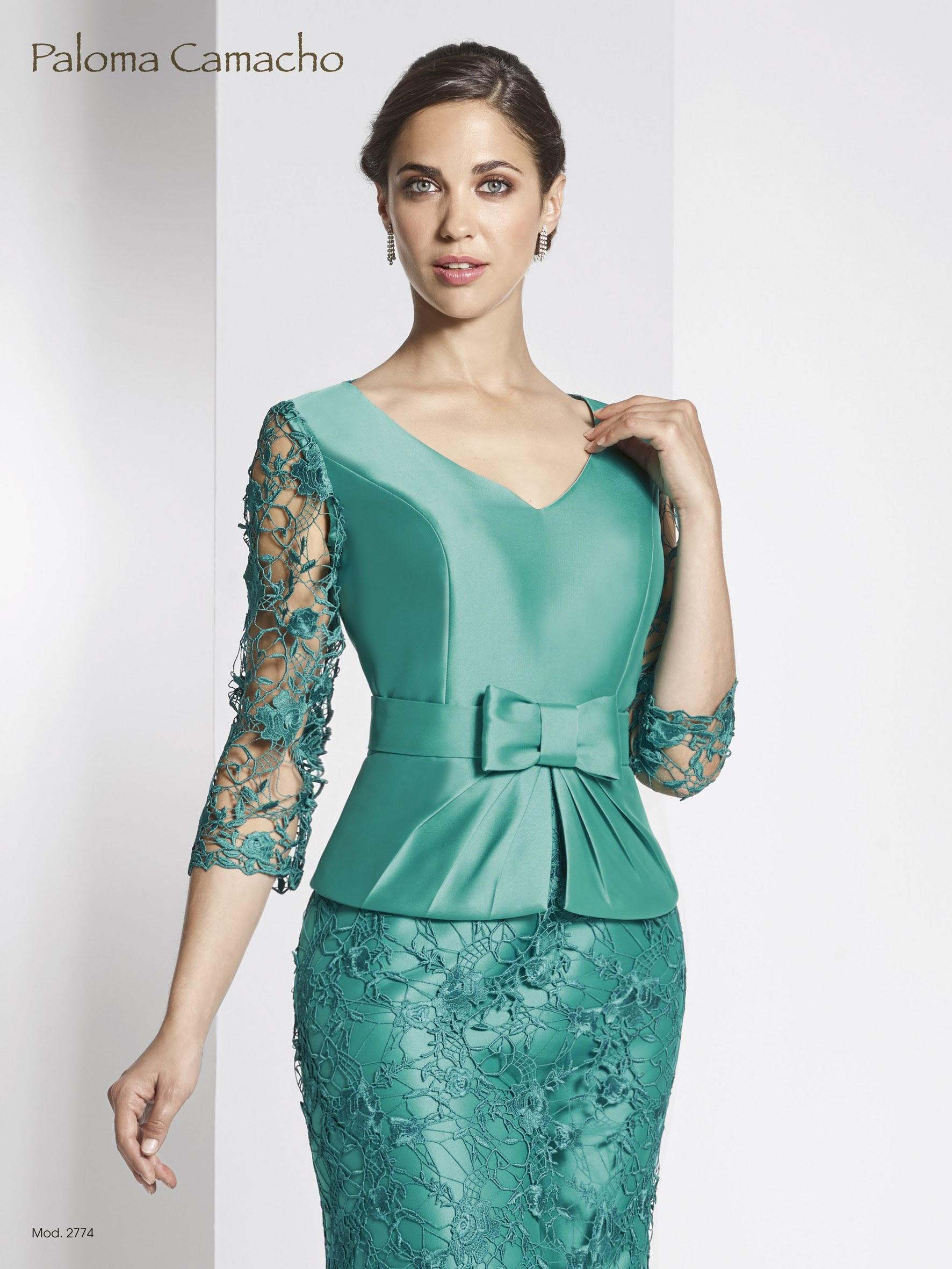 Vestido Paloma Camacho 2774 - penhalta