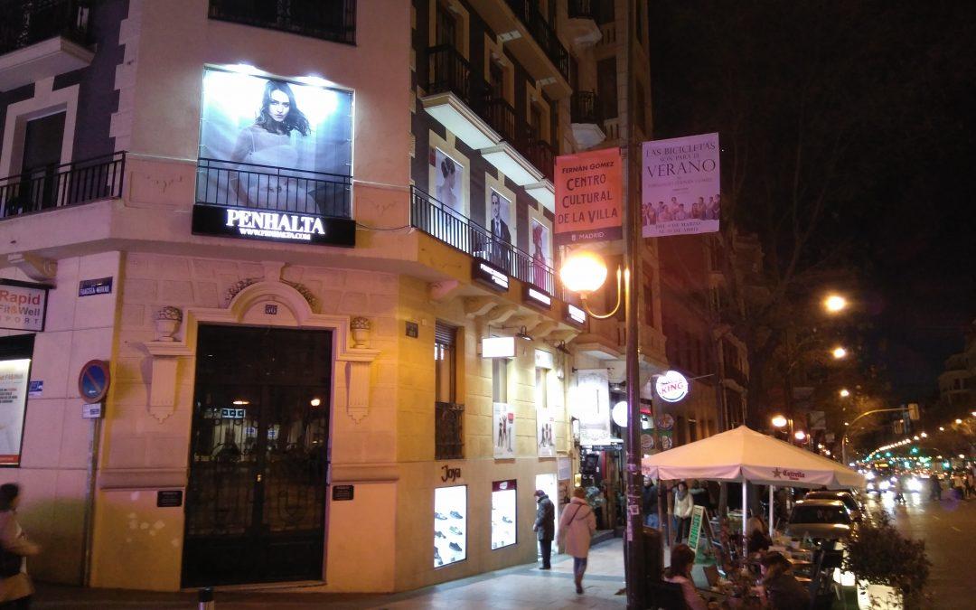 ¡Seguimos creciendo! – Nueva tienda Penhalta en Madrid