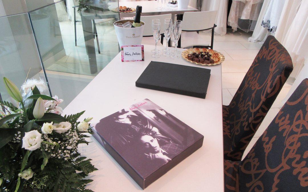 Francis Montesinos presenta su nueva colección en Atelier by Penhalta