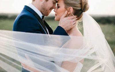 ¿Sabías que hay distintos tipos de velo para las novias?