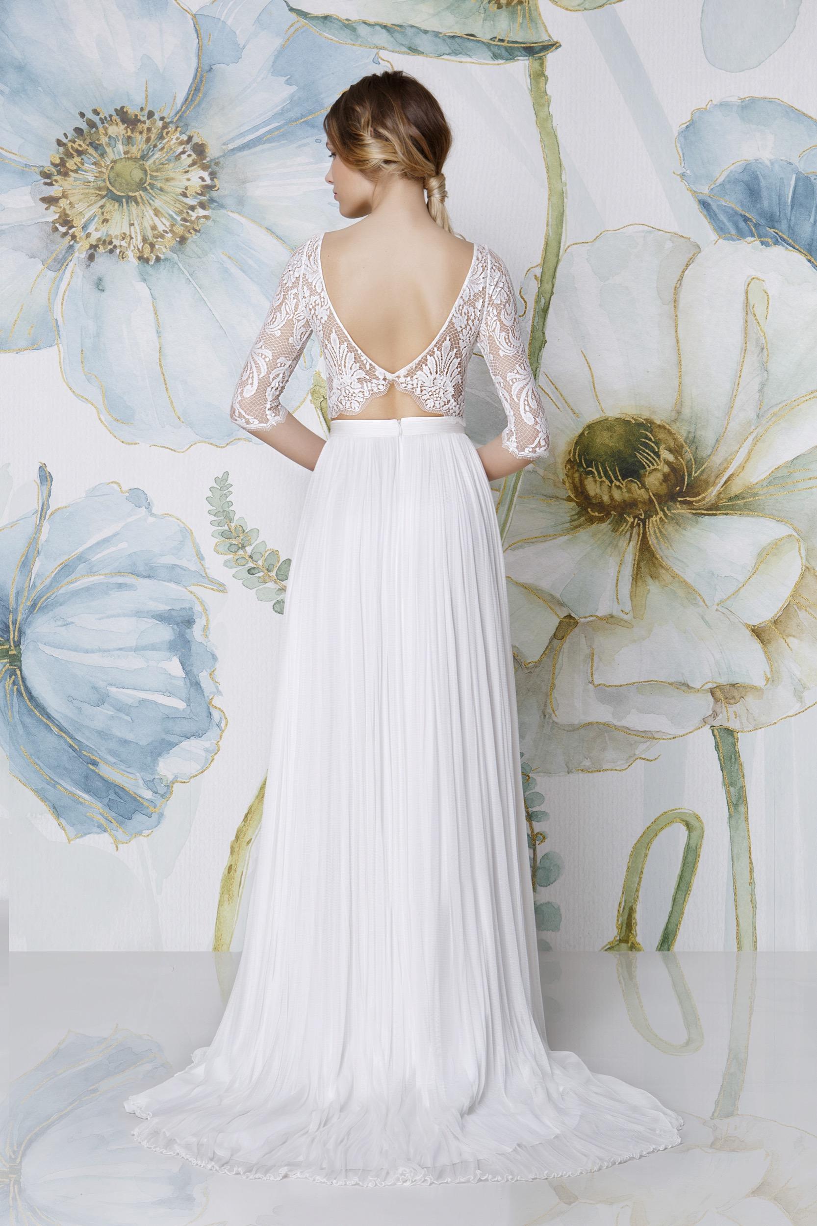 Sadoni - CECE-skirt-back
