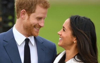 Meghan Markle, bienvenida a la casa Windsor