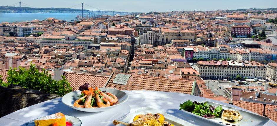 Castillos para bodas en Portugal