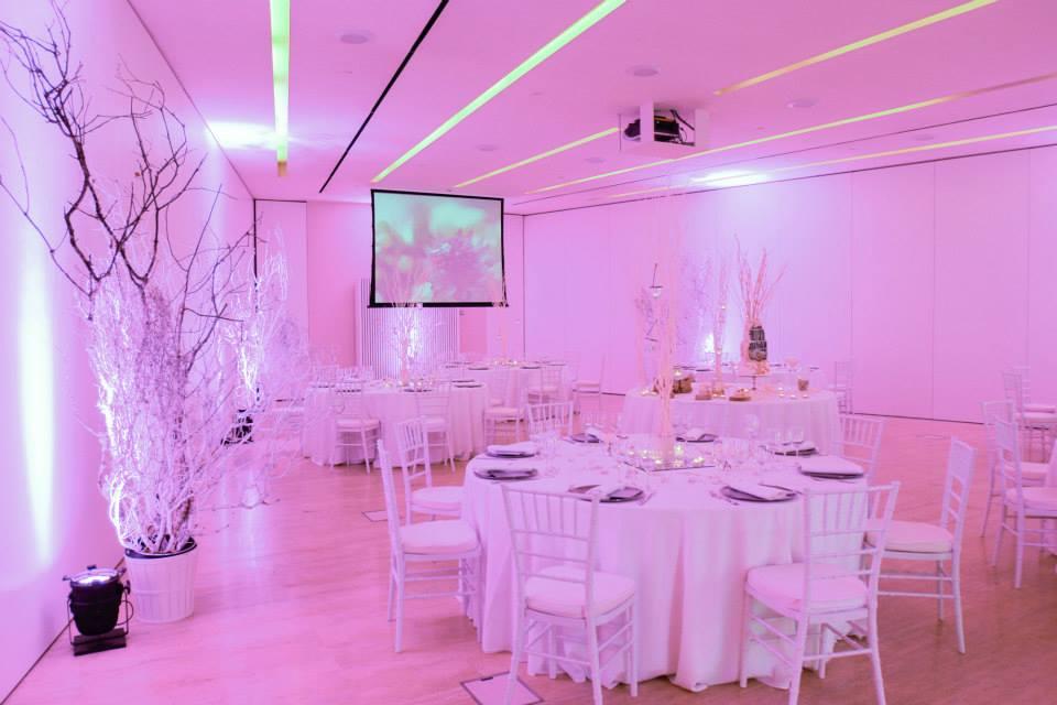 Una boda con estilo en Madrid