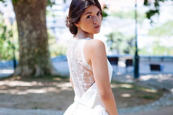 El vestido de novia de agosto