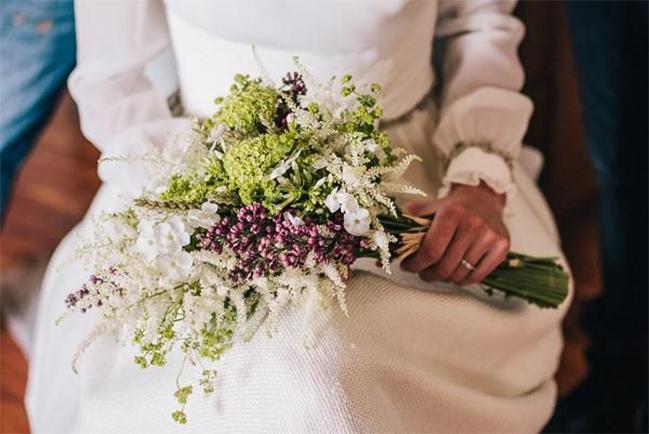 6 consejos para elegir tu ramo de novia