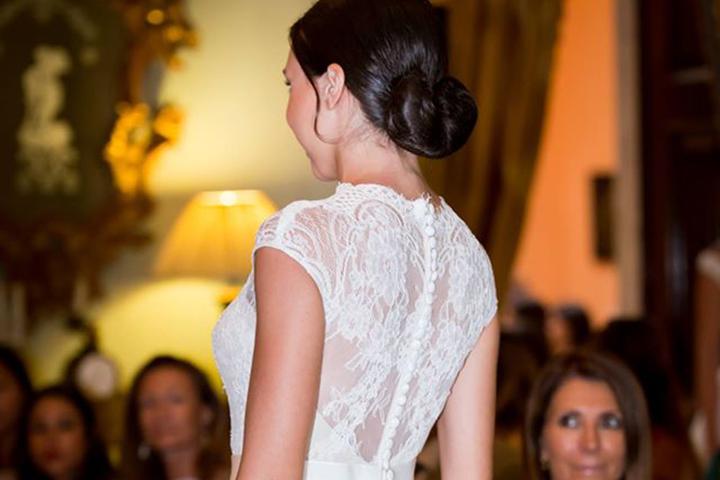 Hannibal Laguna, el vestido de novia del mes