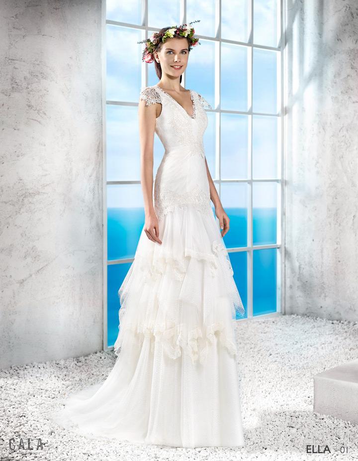 Vestidos de novia ibicencos valencia