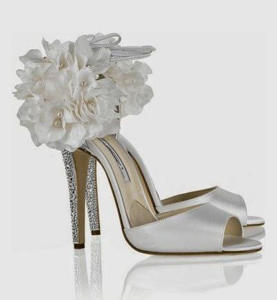 Autónomo religión Brisa  Inspiración en sandalias para novias - penhalta