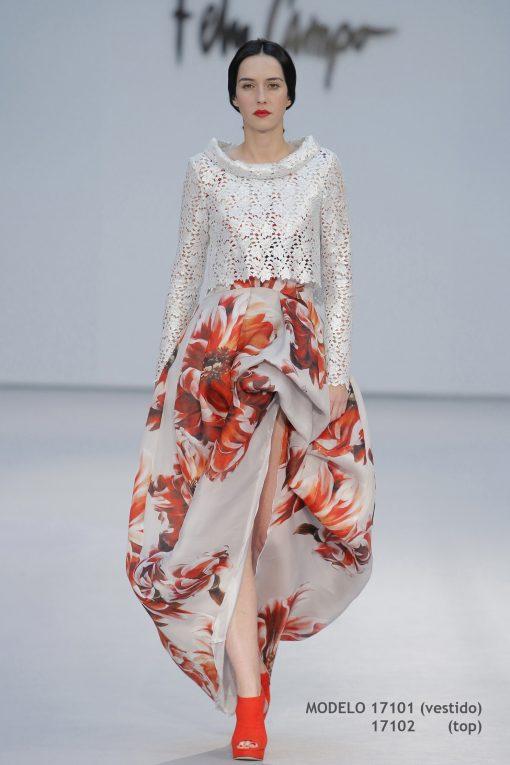 Vestido de novia 17101-17102-a