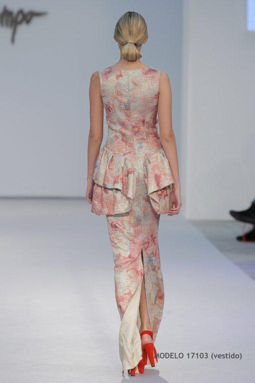 Vestido de novia 17103-b