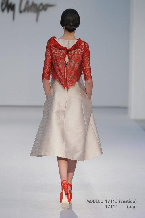 Vestido de novia 17113-17114-b