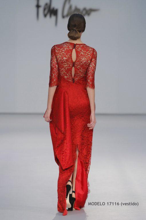 Vestido de novia 17116-b