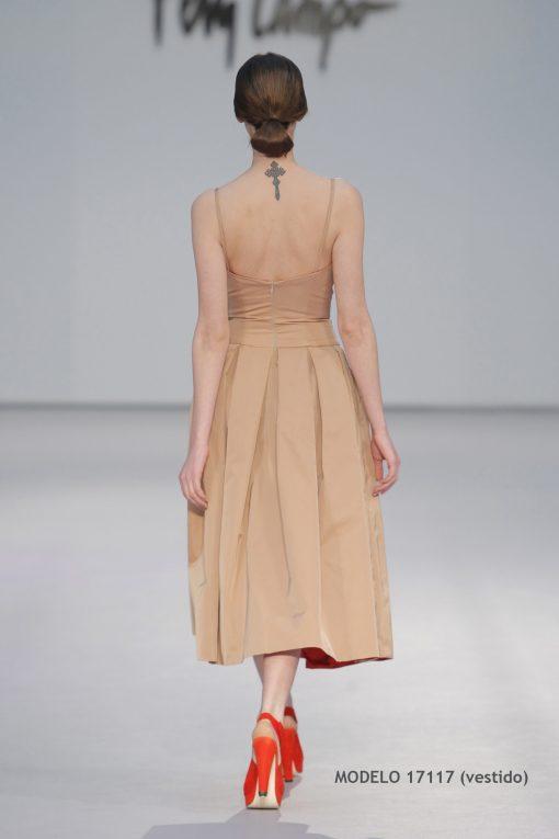 Vestido de novia 17117-b