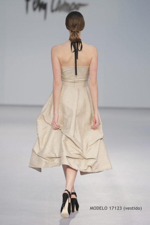 Vestido de novia 17123-b