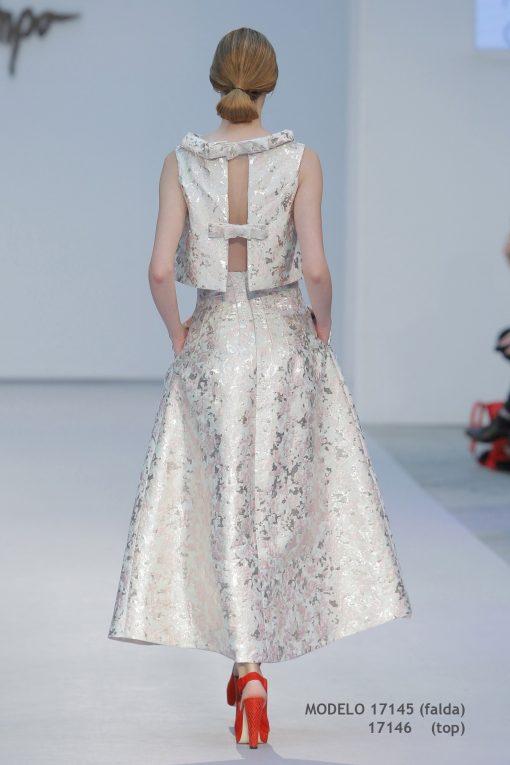 Vestido de novia 17145-17146-b