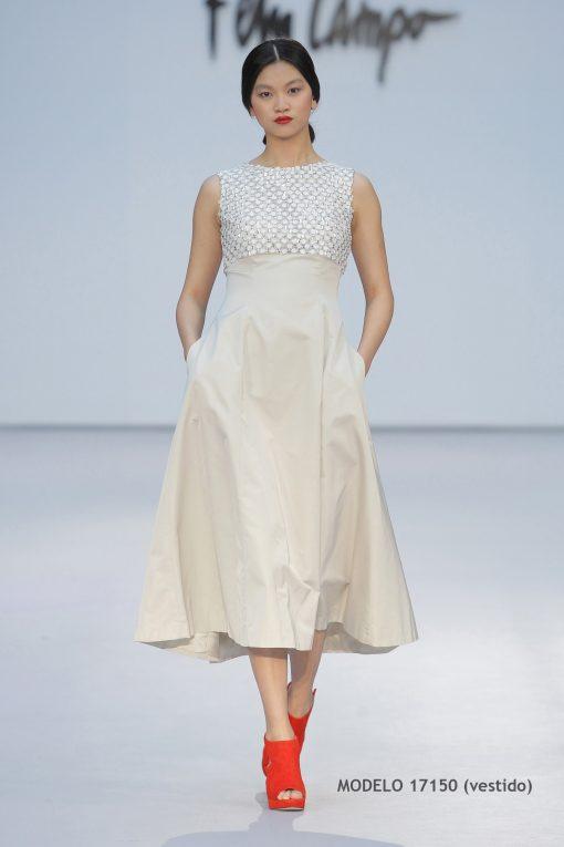 Vestido de novia 17150-a