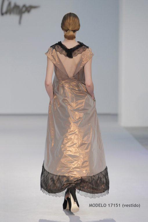 Vestido de novia 17151-b