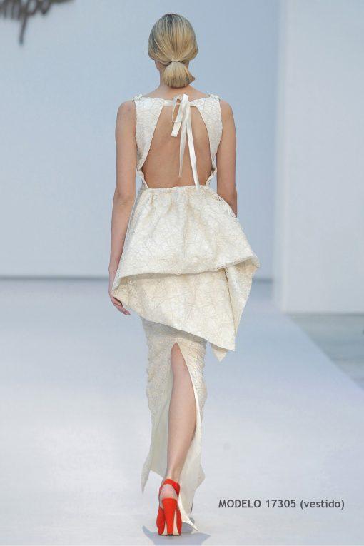 Vestido de novia 17305-b