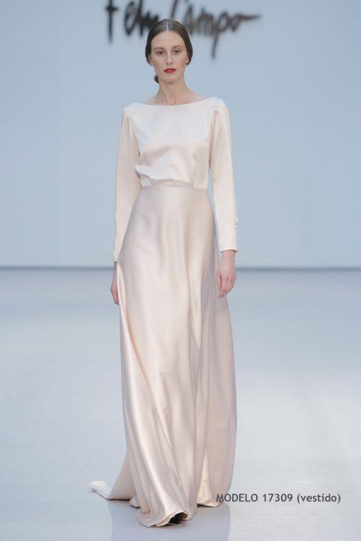 Vestido de novia 17309-a