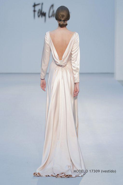 Vestido de novia 17309-b