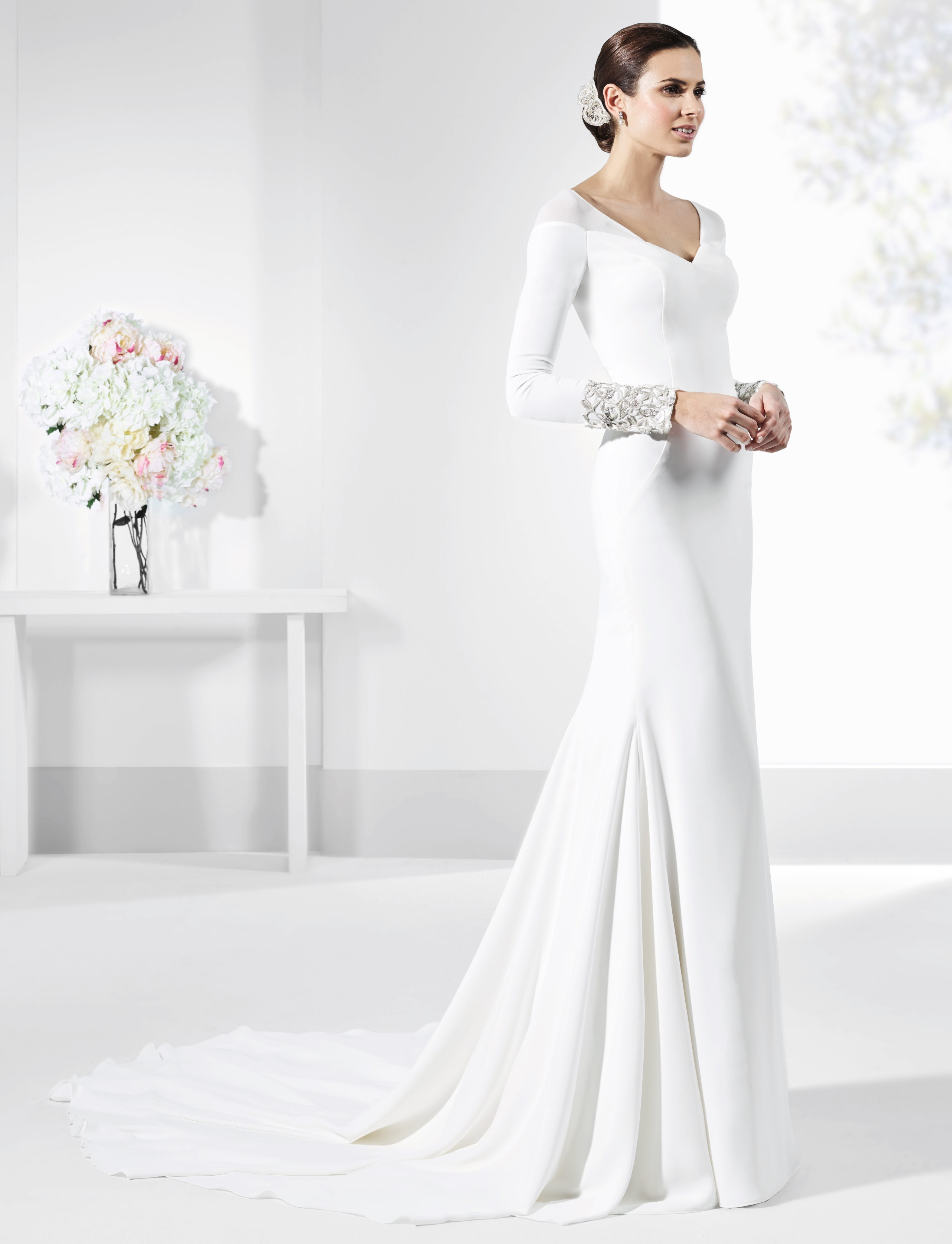 Vestido de novia MN902 A
